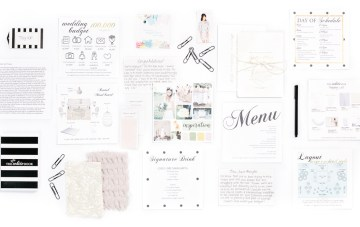 10 of the Best Wedding Planners, Organisers & Journals
