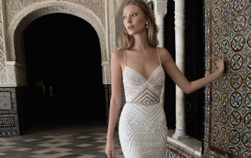Show-Stopping Alon Livné Wedding Dresses Have Arrived in London