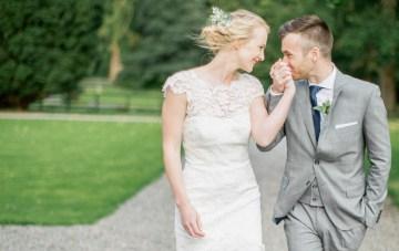 Refined, Raucous & Beautiful Irish Wedding
