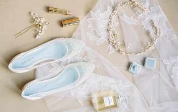 20 Flat Wedding Shoes (Just As Chic As Heels)