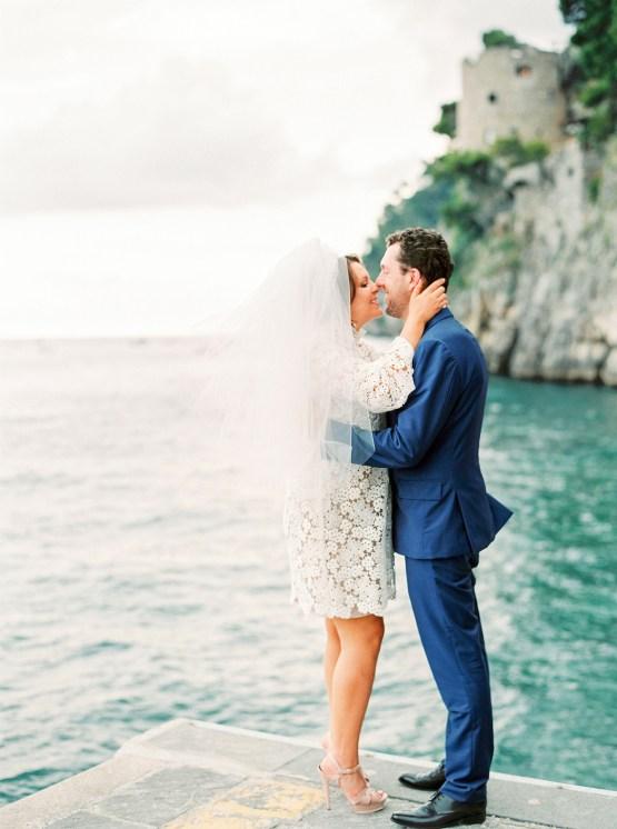 Chic Positano Elopement by Ashley Ludaescher Photography 35
