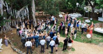 Cool California Garden Wedding by John Newsome Photography 11