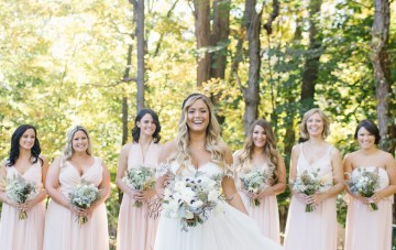 Fun and Laid-Back Wedding by Becka Pillmore Photography 27