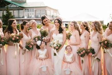 Manhattan Skyline Wedding by Jenelle Kappe Photography 14