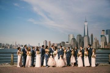Manhattan Skyline Wedding by Jenelle Kappe Photography 15