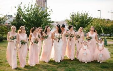 Manhattan Skyline Wedding by Jenelle Kappe Photography 19