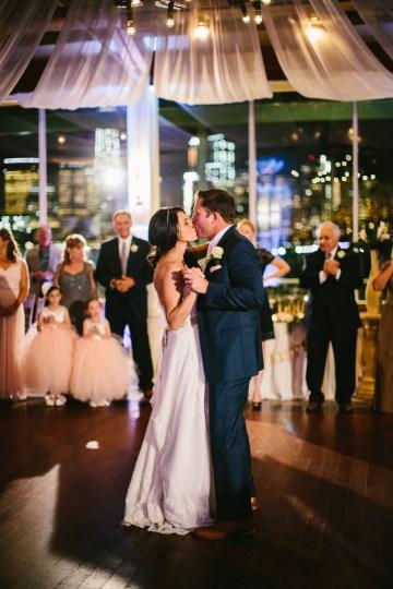 Manhattan Skyline Wedding by Jenelle Kappe Photography 31
