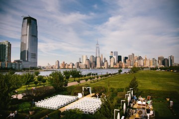 Manhattan Skyline Wedding by Jenelle Kappe Photography 43