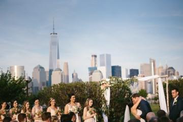 Manhattan Skyline Wedding by Jenelle Kappe Photography 49