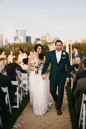 Manhattan Skyline Wedding by Jenelle Kappe Photography 50