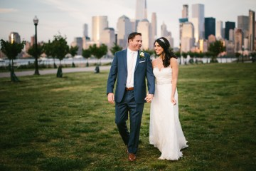 Manhattan Skyline Wedding by Jenelle Kappe Photography 53