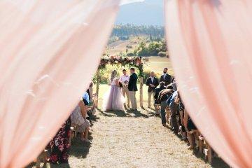 Romantic Jewel-Toned Wedding by Sara Lynn Photography 12