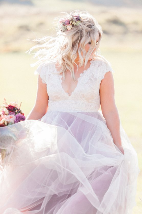 Romantic Jewel-Toned Wedding by Sara Lynn Photography 19