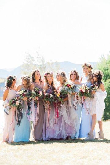 Romantic Jewel-Toned Wedding by Sara Lynn Photography 38