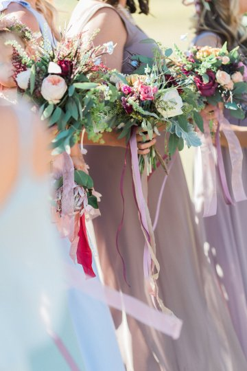Romantic Jewel-Toned Wedding by Sara Lynn Photography 42