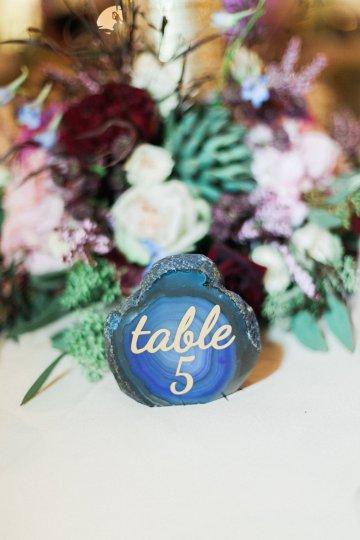 Romantic Jewel-Toned Wedding by Sara Lynn Photography 51