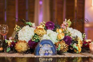 Romantic Jewel-Toned Wedding by Sara Lynn Photography 52