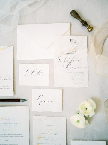 Romantic Valentine's Wedding Inspiration by En Route Photography 1