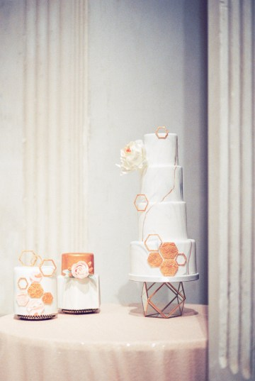 Romantic Valentine's Wedding Inspiration by En Route Photography 47