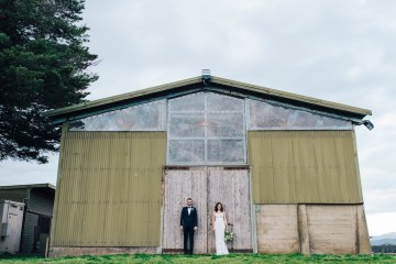 Stylish Barn Wedding by The White Tree Photography 16