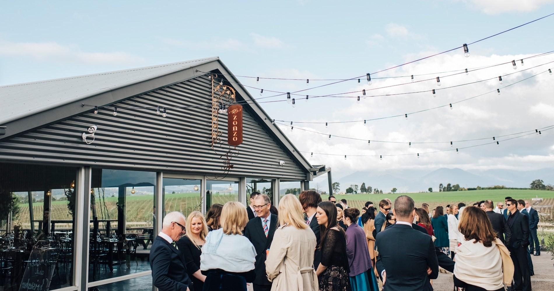 Stylish Barn Wedding by The White Tree Photography 29