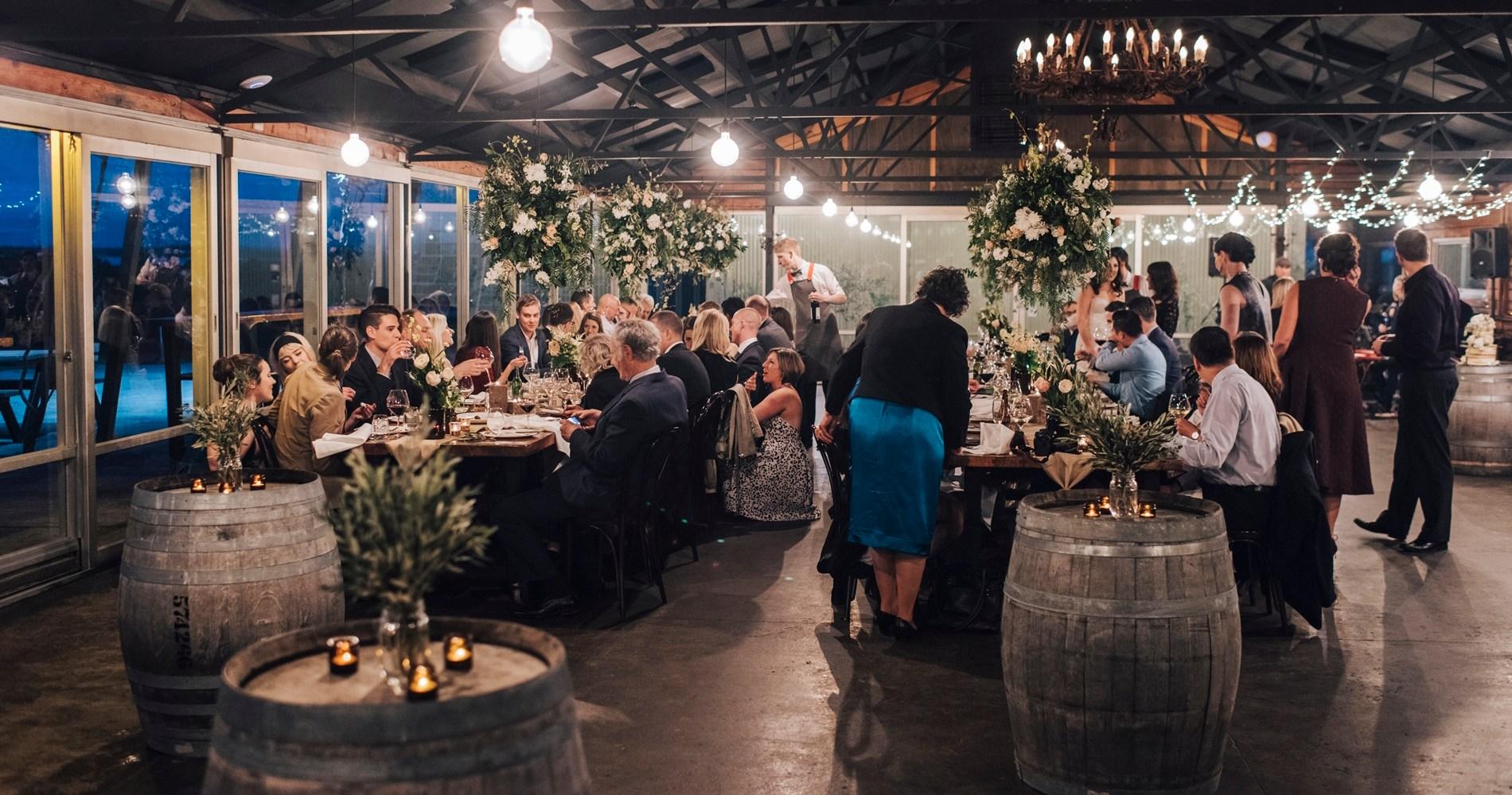 Stylish Barn Wedding by The White Tree Photography 30