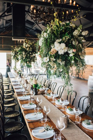 Stylish Barn Wedding by The White Tree Photography 34