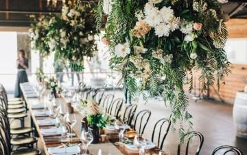 Stylish Barn Wedding by The White Tree Photography 34