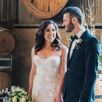 Stylish Barn Wedding by The White Tree Photography 39