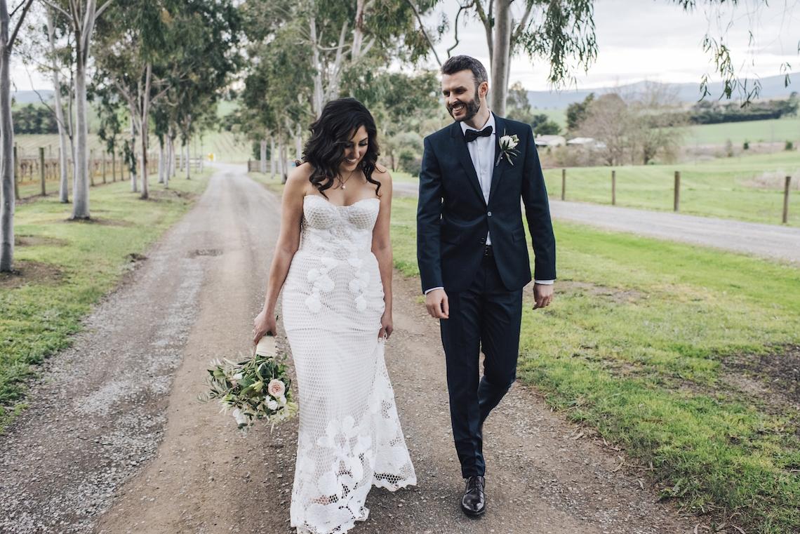 Stylish Barn Wedding by The White Tree Photography 48