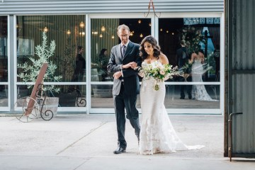 Stylish Barn Wedding by The White Tree Photography 9