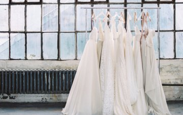 The Pop-up Bridal Boutique Fighting Child Marriage