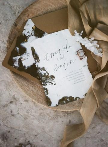 Volcanic Wedding Inspiration by Miesh Photography 21