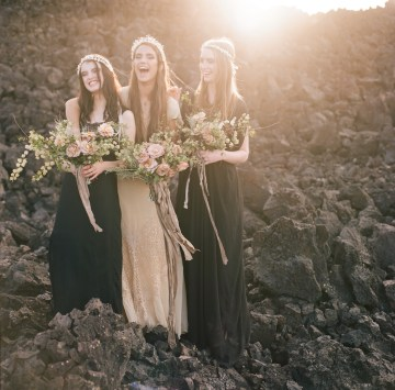 Volcanic Wedding Inspiration by Miesh Photography 3