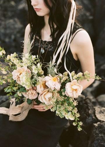Volcanic Wedding Inspiration by Miesh Photography 48