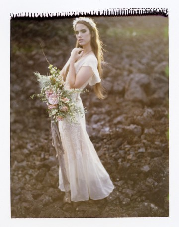 Volcanic Wedding Inspiration by Miesh Photography 62
