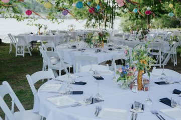 Balloon-Filled Wedding by Marilyn Bartman Photography 62