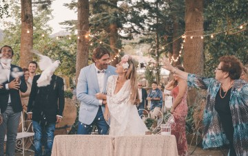 Unique Vintage Wedding Film from Italy with Cool Boho Style
