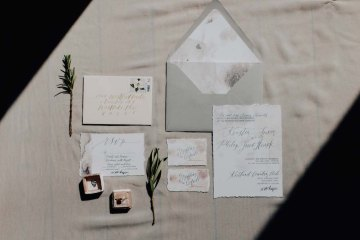 Elegant Wedding by Addison Jones Photography and A Charming Fete 2