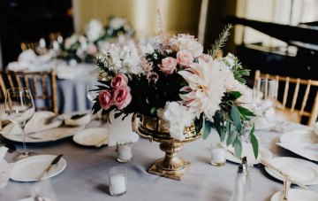 Elegant Wedding by Addison Jones Photography and A Charming Fete 56