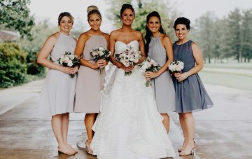 Elegant Wedding by Addison Jones Photography and A Charming Fete 62