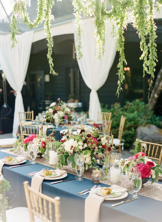 Elegant Wedding by Shelly Goodman Photography and Gather Events 16
