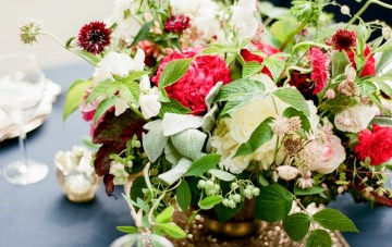 Elegant Wedding by Shelly Goodman Photography and Gather Events 19