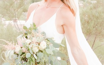 Gorgeous Desert Wedding by Malone Sinclaire Photography 37