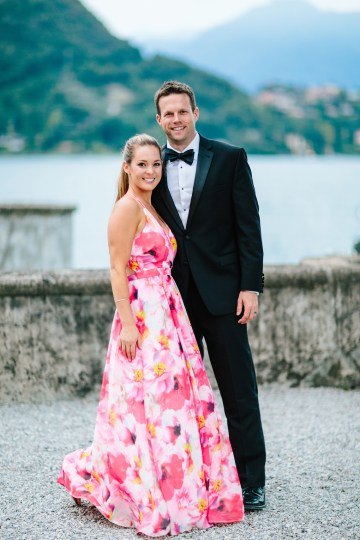 Gorgeous Lake Como Wedding by Studio 1208 7
