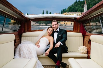 Gorgeous Lake Como Wedding by Studio 1208 83