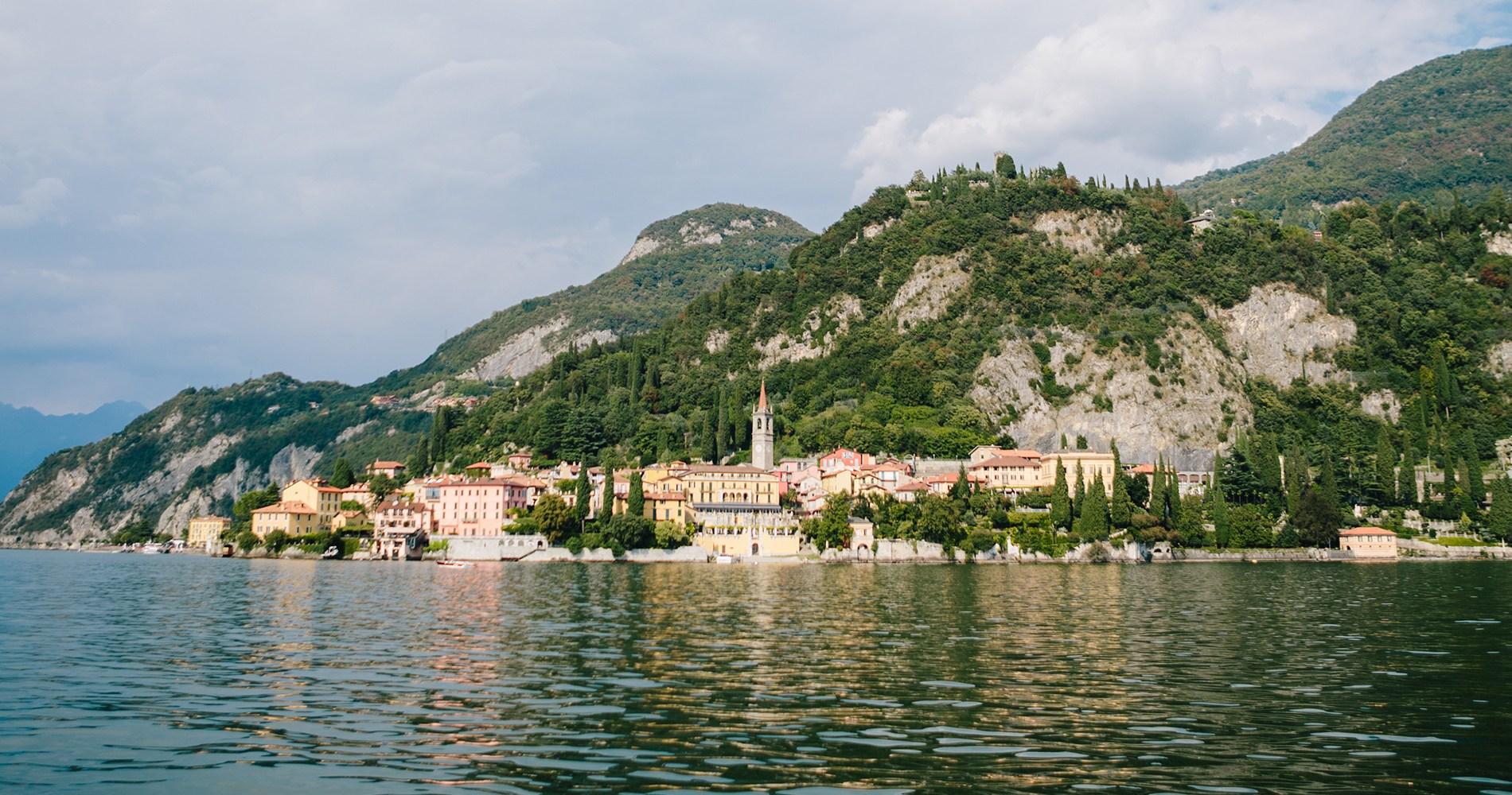 Gorgeous Lake Como Wedding by Studio 1208 92