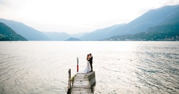 Gorgeous Lake Como Wedding by Studio 1208 96