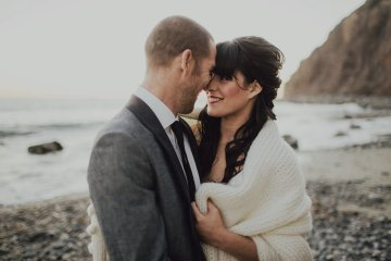 Gorgeous New Year's Eve Wedding by Logan Cole Photography and Seven Stems 5