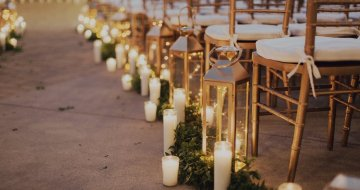Gorgeous New Year's Eve Wedding by Logan Cole Photography and Seven Stems 57